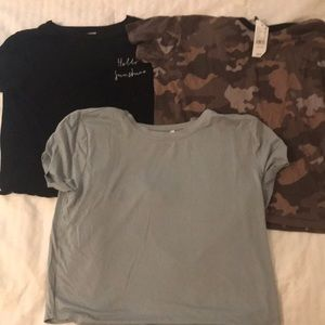 T shirt bundle